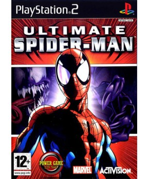 PS2 - Ultimate Spider Man