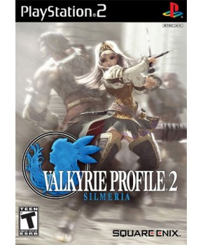 PS2 - Valkyrie Profile 2 - Silmeria