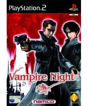 PS2 - Vampire Night