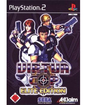 PS2 - Virtua Cop Elite Edition