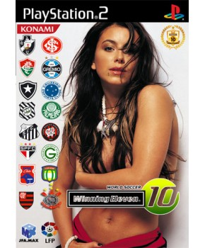 PS2 - Winning Eleven 10 Bomba Patch 8.0