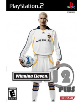 PS2 - Winning Eleven 12