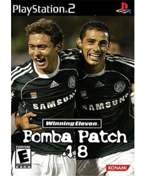 PS2 - Winning Eleven Bomba Patch 4.8