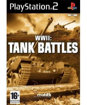 PS2 - WWII Tank Battles