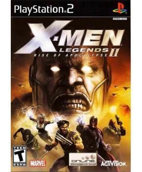 PS2 - X-Men Legends II Rise Of Apocalypse