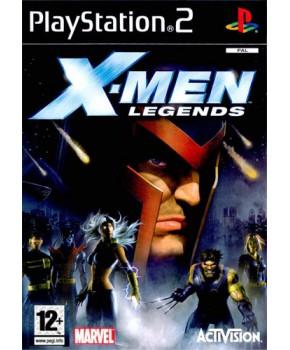 PS2 - X-Men Legends