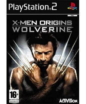 PS2 - X-Men Origins Wolverine
