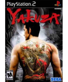 PS2 - Yakuza