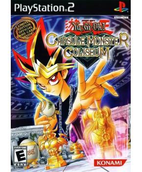 PS2 - Yu-Gi-Oh! Capsule Monster Coliseum