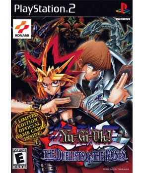PS2 - Yu-Gi-Oh! - The Duelists Of Roses